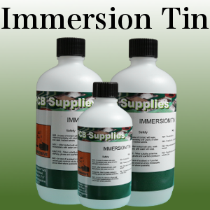Immersion Tin Process