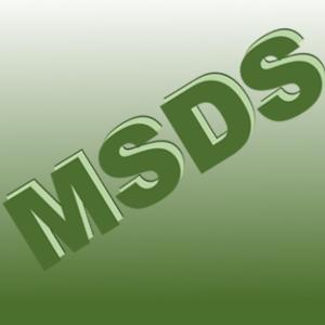 MSDS Documentation